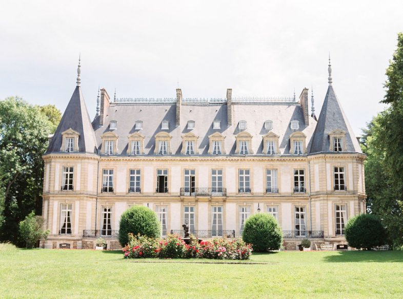 French castle wedding planner Paris France