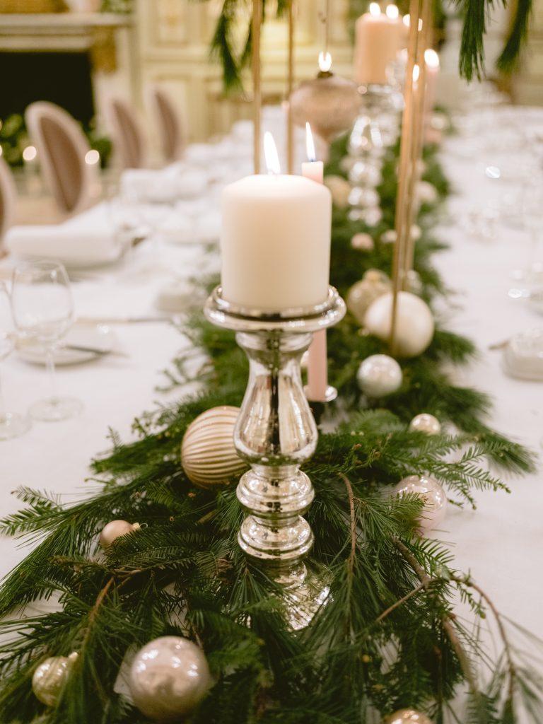 christmas wedding Paris