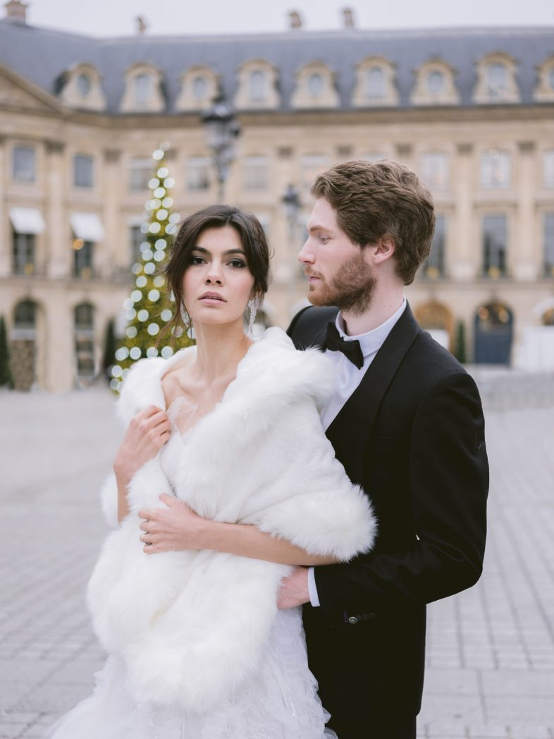 christmas wedding Paris le Meurice destination wedding Paris wedding planner