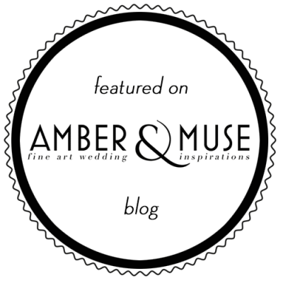feature on amber & muse Samantha bottelier events