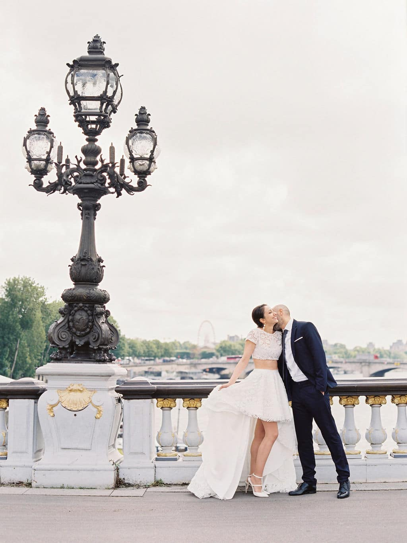 engagement session Paris wedding planner samantha bottelier